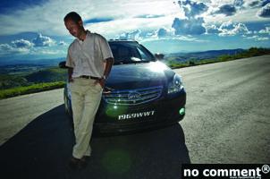 Joda Ranarivelo a essayé pour nous la nouvelle berline BYD G3 de Continental Auto