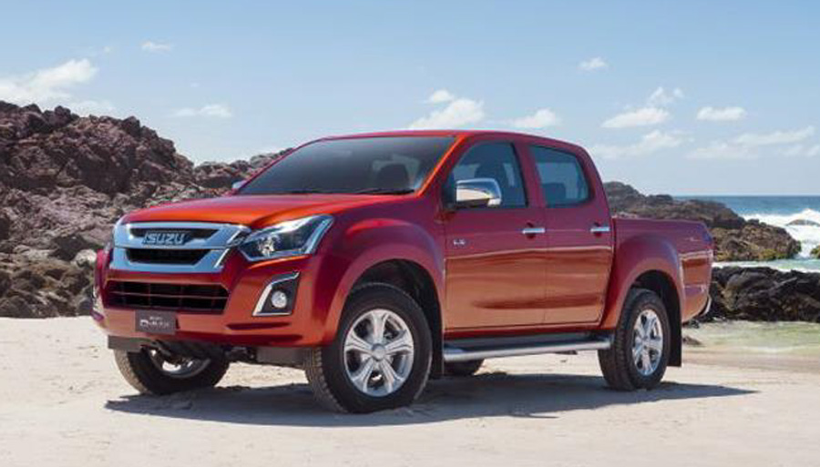 D-MAX Double cabine