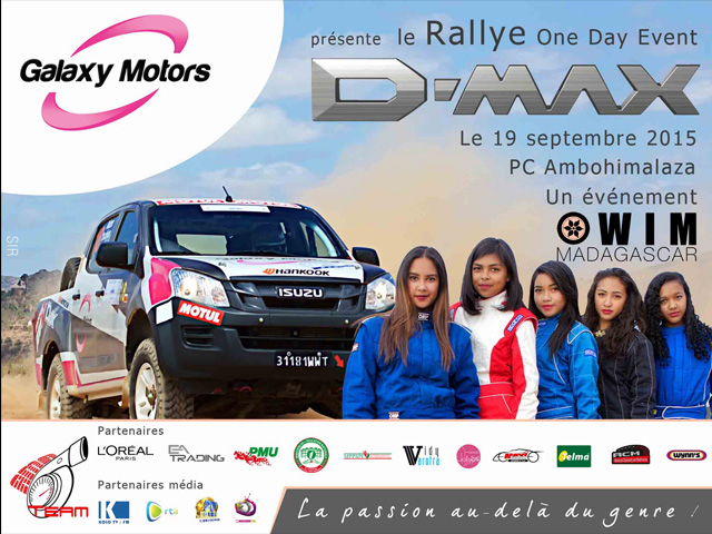 Rallye WIMS Madagascar 2015