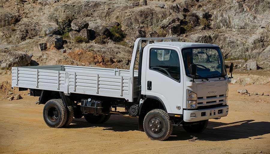 ISUZU Camion